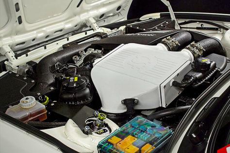 BMW M3 E30 mit Motor vom neuen M3 und 550 PS