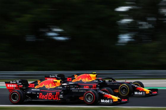 Richtige Red Bull-Entscheidung