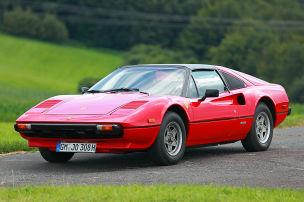 Klassiker des Tages: Ferrari 308 GTS