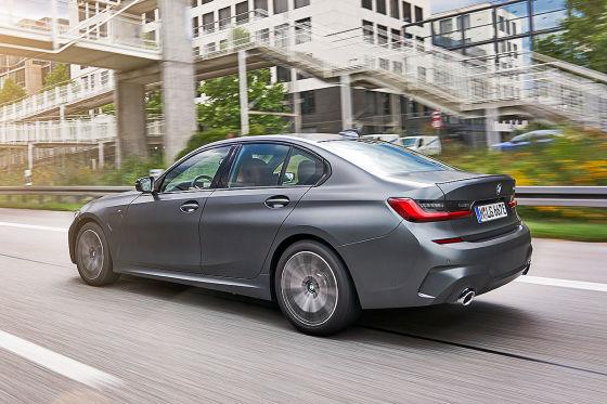 Fährt der Hybrid-3er wie ein echter BMW?