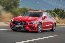 Mercedes-AMG CLA 45 S 4MATIC (2019): Test, Motor, Fahrwerk