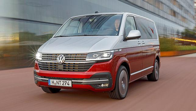 Erste Fahrt im VW T6 Facelift