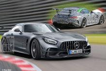 Mercedes-AMG GT-R Black Series (2020): erste Infos, Motor, PS, Marktstart