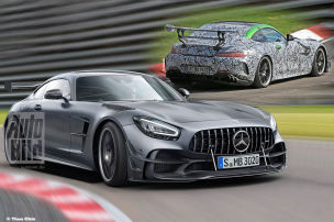 Mercedes-AMG GT R Black Series (2020)