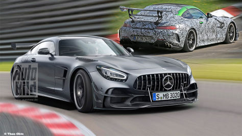 Mercedes-AMG GT R Black Series (2020)
