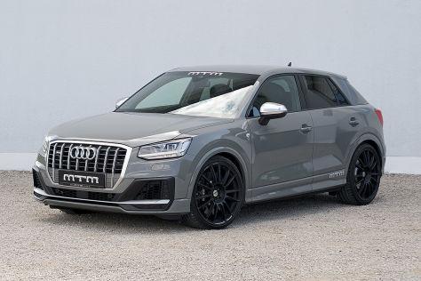 Audi SQ2 Tuning: MTM Leistungs-Plus