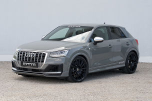 Fast 500 PS im Audi SQ2