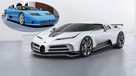 Bugatti Centodieci (2021): Preis