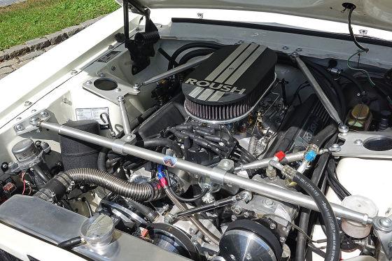 67er Mustang mit 500 PS zu verkaufen