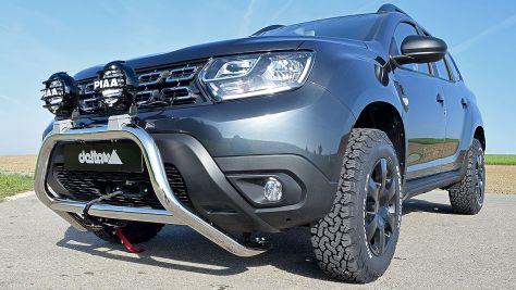 Dacia Duster Tuning: Delta 4x4