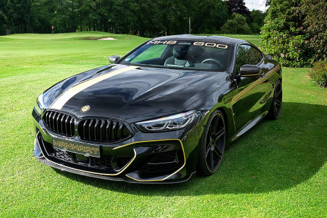 BMW M850i Tuning: Manhart MH8 600