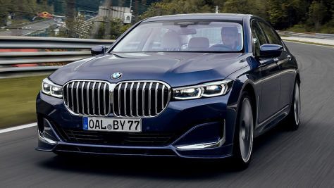BMW Alpina B7 (2019)