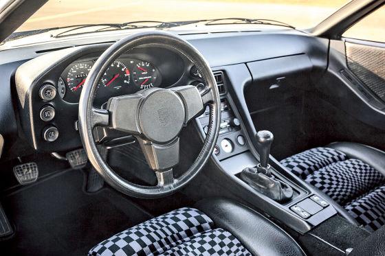 Porsche 928 Urmodell: Klassiker des Tages