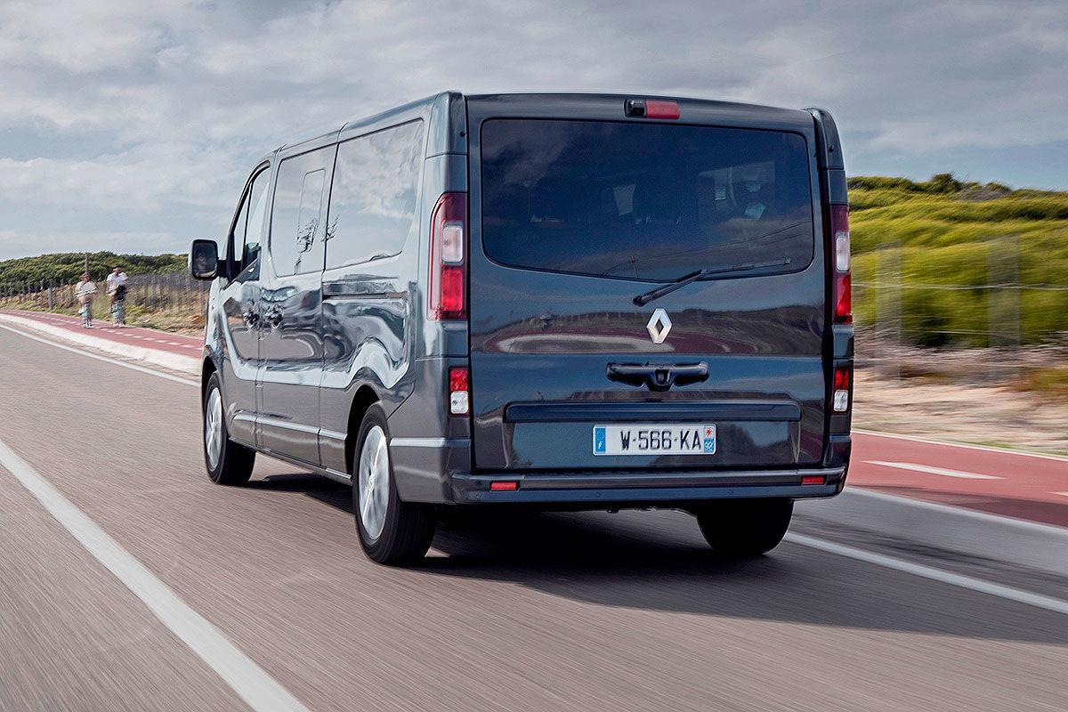 Bilder Renault Trafic Spaceclass 2019 Bilder Autobild De