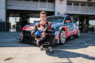 Rallyestar fährt für Hyundai