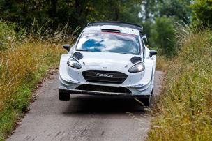 Rallye-Geheimtest in Deutschland