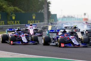 Toro Rosso liegt voll im Plan