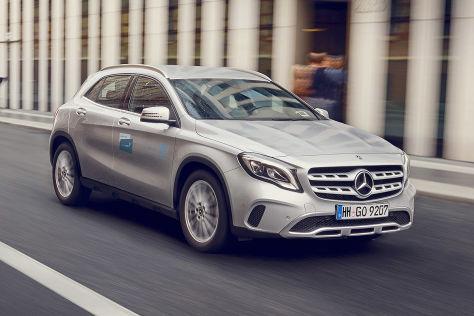 Carsharing: Share Now von Daimler