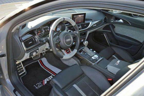 Seltener 700-PS-Audi zu verkaufen