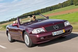 Pro & Kontra: Mercedes R 129