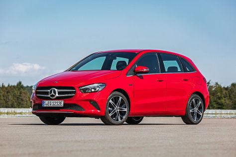 Mercedes B 250 e (2019): Hybrid, Preis, Reichweite, PS, Verbrauch