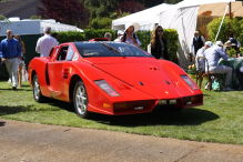 Ferrari Enzo-Nachbau auf Basis eines Pontiac Fiero