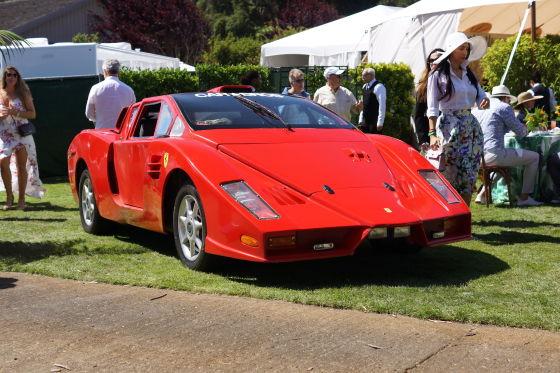 Ferrari Enzo Nachbau Auf Basis Eines Pontiac Fiero Autobild De