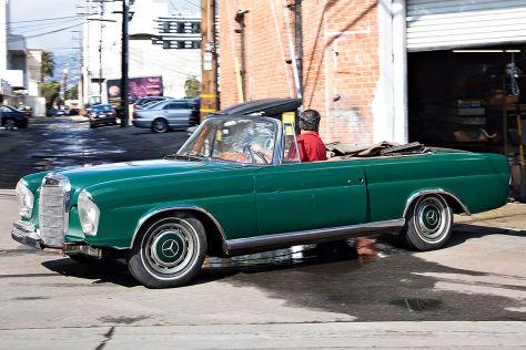 500.000 Dollar für rostiges S-Klassen-Cabrio?