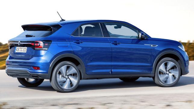 Neues SUV-Coupé von VW?