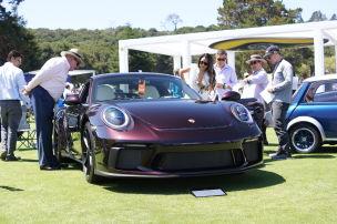 Viele Kreuze bei der Bestellung vom 911 GT3 gesetzt