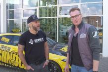 Rallye Vorbereitung mit Sidney