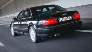 Klassiker des Tages: Audi A8 W12
