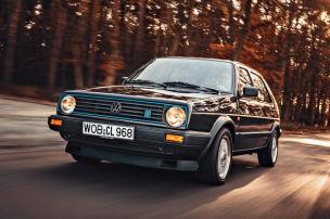 VW Golf 2: vom Match bis zum Fire&Ice