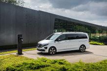 Mercedes EQV (2019): Reichweite, Preis, Innenraum, Kofferraum