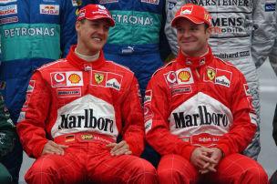 Barrichello f�hrt 5-Liter-V8-Formelserie