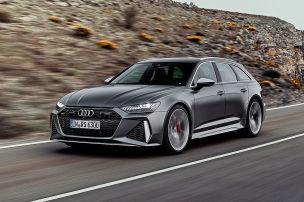 F�nf Fakten zum neuen Audi RS 6