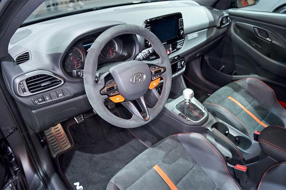 Hyundai bringt limitierten i30 N