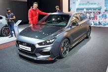 Hyundai i30 N Project C (2019): Erlkönig, IAA, Motor, limitiert