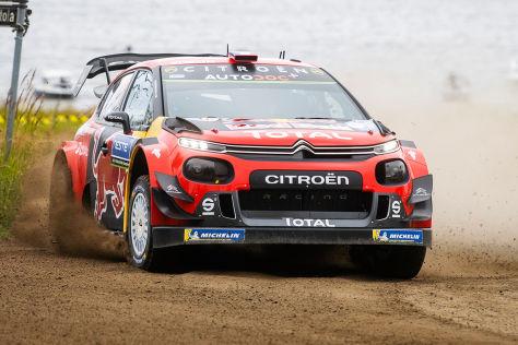 Wachablösung in der WRC?
