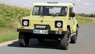 VW do Brasil Gurgel Xavante X12