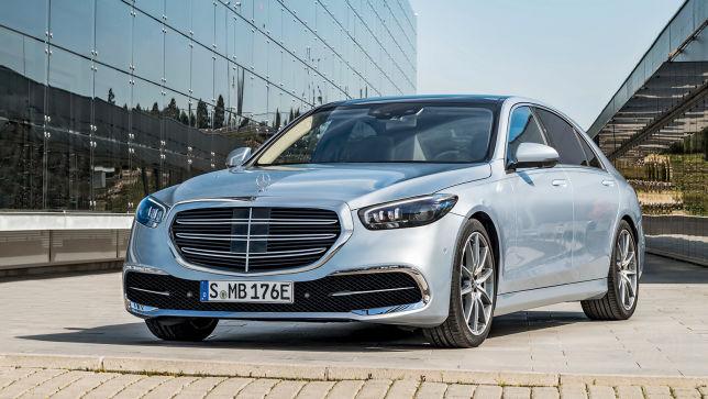 Mercedes S-Klasse (2020): Neuvorstellung - Luxuslimousine ...