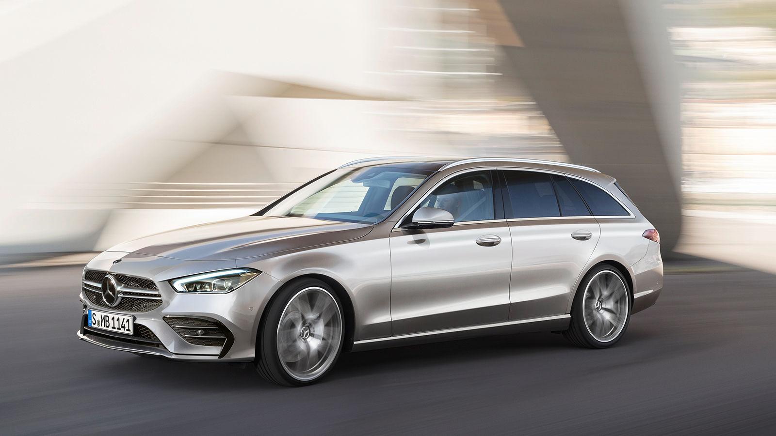 Mercedes C-Klasse (2021): Neuvorstellung - Infos - kombi ...