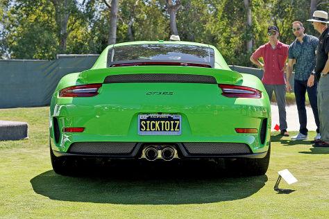 Porsche 911 GT3 RS: Wing Delete von Sicktoiz