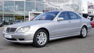 Verkauf: Mercedes S-Klasse S 320