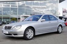 Mercedes S-Klasse S 320 W220 zum Verkauf