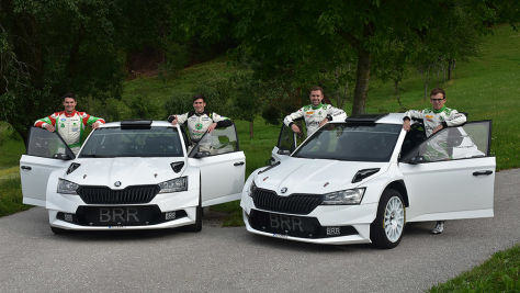 Rallye Deutschland WRC2