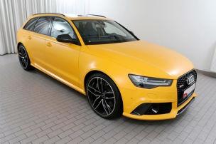 Dieser Audi RS 6 exclusive wird verkauft
