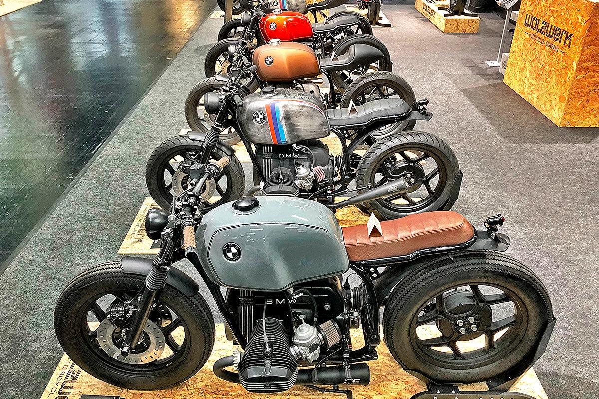 BMW R80/R100: Scrambler, Roadster, Cafe Racer, Bobber