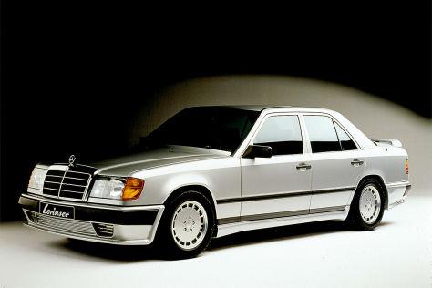 Mercedes W124/W201 Tuning: Lorinser LO-Rad