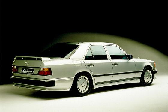 Neue Schlappen für Mercedes-Klassiker